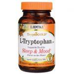 Lidtke Technologies L-Tryptophan, Usp 500 mg 60 Vegan Caps Sleep and Relaxation