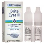 Life Extension Brite Eyes Iii 2 Vials Vision Health