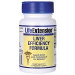 Life Extension Liver Efficiency Formula 30 Veg Caps Liver Health Liver Health