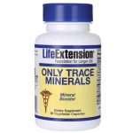 Life Extension Only Trace Minerals 90 Veg Caps Health Minerals