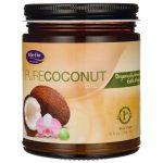Life-Flo Pure Coconut Oil 9 fl oz Solid Oil