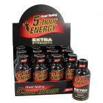 Living Essentials 5-Hour Energy Extra Strength Drink Shot – Berry 12/1.93 fl oz Liquid