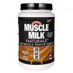 CytoSport Muscle Milk Naturals Real Chocolate 2.48 lbs Powder Energy
