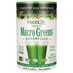 MacroLife Naturals Macro Greens Superfood 10 oz Powder