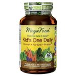 MegaFood Kid's One Daily 60 Tabs Children's Multivitamins