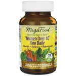 MegaFood Women Over 40 One Daily 60 Tabs Multivitamins