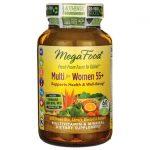 MegaFood Multi for Women 55+ 60 Tabs Multivitamins