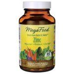MegaFood Zinc 60 Tabs Health Minerals