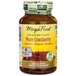 MegaFood Pure Cranberry 60 Caps