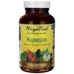 MegaFood Magnesium 90 Tabs Bone Health