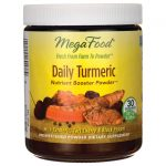 MegaFood Daily Turmeric Nutrient Booster Powder 2.08 oz Powder Herbs and Supplements
