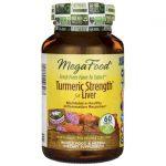 MegaFood Turmeric Strength for Liver 60 Tabs Liver Health Liver Health