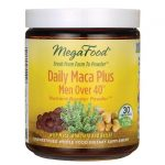 MegaFood Daily Maca Plus Men Over 40 1.57 oz Powder Men's Health