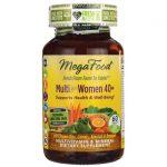 MegaFood Multi for Women 40+ 60 Tabs Multivitamins