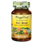 MegaFood Multi for Women 60 Tabs Multivitamins