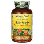 MegaFood Multi for Men 40+ 120 Tabs Multivitamins