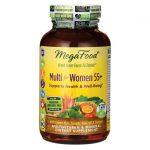 MegaFood Multi for Women 55+ 120 Tabs Multivitamins