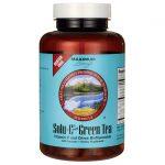 Maximum Living Solu-C with Green Tea 120 Caps Vitamin C Immune Support