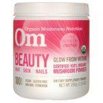Organic Mushroom Nutrition Beauty – Certified 100% Powder 7.14 oz Powder