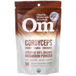 Organic Mushroom Nutrition Cordyceps 3.57 oz Powder Immune Support