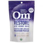 Organic Mushroom Nutrition Restore 3.57 oz (100 grams) Pwdr 7.14 oz Powder Immune Support