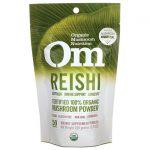 Organic Mushroom Nutrition Reishi 3.57 oz Powder