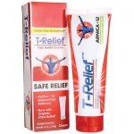 MediNatura T-Relief Pain Relief Cream 4 oz Cream Muscle Pain and Stiffness