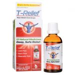MediNatura T-Relief Pain Relief Oral Drops 1.69 fl oz Liquid Muscle Pain and Stiffness