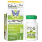MediNatura Clearlife Allergy Relief Tablets 100 Tabs