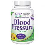 Michael's Naturopathic Programs Blood Pressure Factors 90 Veg Tabs