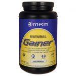 MRM Natural Gainer – Rich Vanilla 3.3 lbs Powder