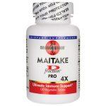 Mushroom Wisdom Maitake D Fraction Pro 120 Veg Tabs Immune Support