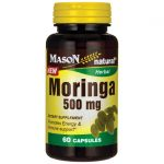 Mason Natural Moringa 500 mg 60 Caps Immune Support