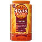 Metamucil Psyllium Fiber – Orange 48.2 oz Powder Colon Care