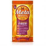 Metamucil Psyllium Fiber – Orange 30.4 oz Powder Colon Care