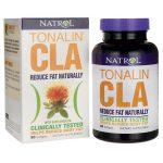 Natrol Tonalin Cla 1,200 mg 90 Soft Gels Essential Fatty Acids