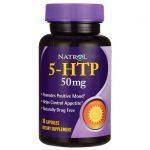 Natrol 5-Htp 50 mg 30 Caps Stress and Mood