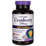 Natrol Cranberry Fast Dissolve 250 mg 120 Tabs