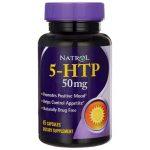 Natrol 5-Htp 50 mg 45 Caps Stress and Mood