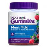 Natrol Men's Multi 90 Gummies Multivitamins