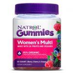Natrol Women's Multi 90 Gummies Multivitamins