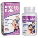 NaturalCare Anxiety Relief 120 Tabs Sleep and Relaxation