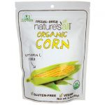 Nature's All Foods Organic Freeze-Dried Corn 2.3 oz Package