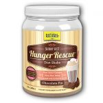 Natural Balance Skinny Fast Hunger Rescue Diet Shake – Chocolate Fix 17 oz Powder Weight Loss