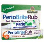 Nature's Answer Periobriterub – Coolmint 0.5 fl oz Liquid