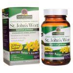 Nature's Answer St. John's Wort 320 mg 60 Veg Caps Stress and Mood