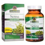 Nature's Answer Senna 450 mg 90 Veg Caps Colon Care