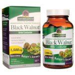 Nature's Answer Black Walnut 1,500 mg 90 Veg Caps Digestive Health and Fiber