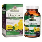 Nature's Answer Dandelion 1,260 mg 90 Veg Caps Liver Health