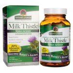 Nature's Answer Milk Thistle 120 Veg Caps Liver Health